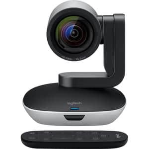 Camera Web LOGITECH PTZ Pro 2, Full HD 1920 x 1080p, negru-argintiu