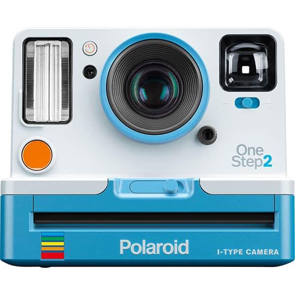 Aparat foto instant POLAROID OneStep 2 Summer Blue, albastru