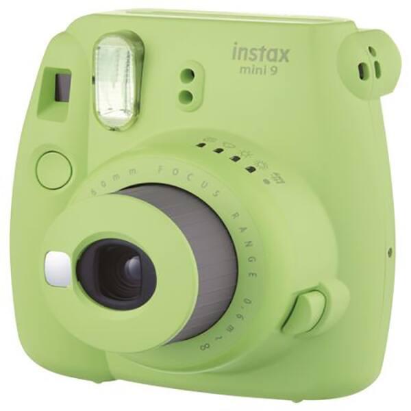 Aparat foto instant FUJI Instax Mini 9, Lime Green