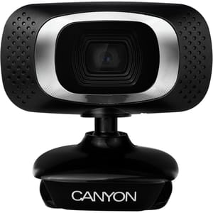 Camera Web CANYON CNE-CWC3N, HD 1280 x 720 pixeli, negru