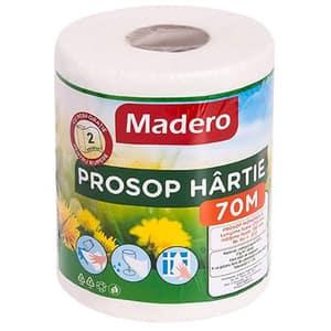 Prosoape de hartie MADERO 12551M, 2 straturi, 1 rola