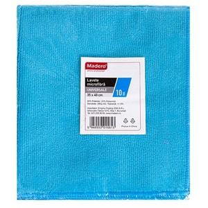 Laveta microfibra MADERO 015613, 10 bucati