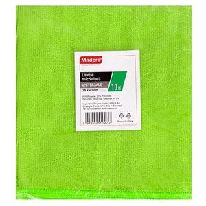 Laveta microfibra MADERO 015637, 10 bucati