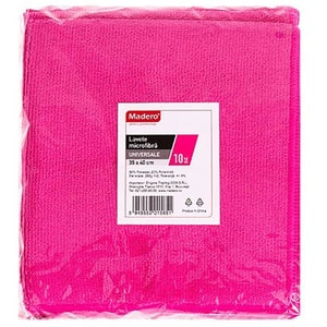 Laveta microfibra MADERO 015651, 10 bucati