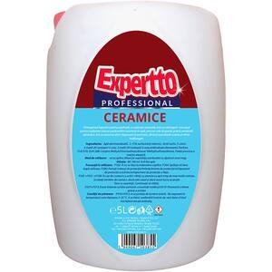 Detergent pardoseli si suprafete ceramice EXPERTTO Prefessional, 1l