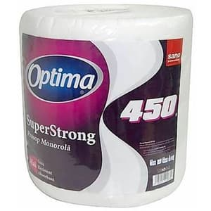 Prosoape de hartie SANO SuperStrong, 2 straturi, 1 rola