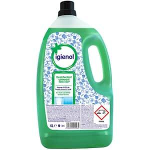 Solutie dezinfectanta IGIENOL Pine Fresh, 4l