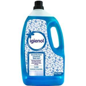 Solutie dezinfectanta IGIENOL Blue Fresh, 4l
