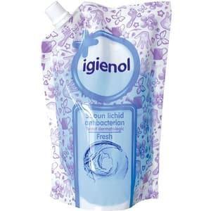 Rezerva sapun lichid IGIENOL Fresh, 500ml