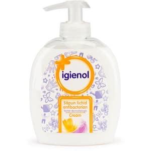 Sapun lichid IGIENOL Cream, 300ml