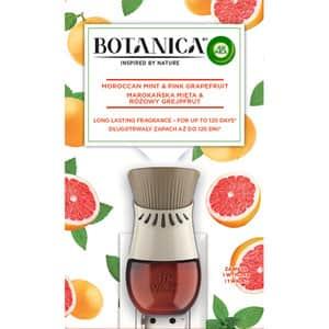Odorizant de camera AIR WICK Botanica Menta din Maroc si Grapefruit Roz, 19 ml