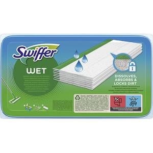 Rezerva umeda mop SWIFFER Wet, 28.8 cm, 20 bucati
