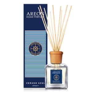 Odorizant cu betisoare AREON Home Perfume Verano Azul, 150ml
