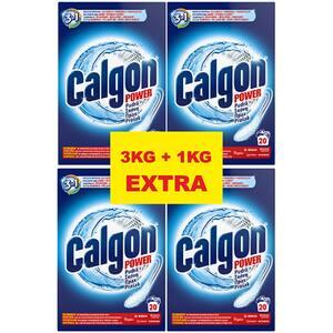 Pudra anticalcar CALGON 3 in 1 Protect Clean, 3kg + 1kg Gratis