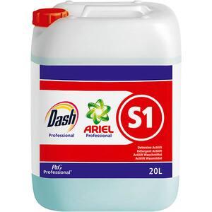 Detergent lichid concentrat ARIEL Professional S1, 20 l
