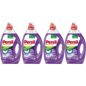 Pachet promo: Detergent lichid PERSIL Color, 4 x 2l, 160 spalari