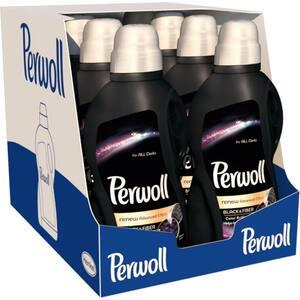 Pachet promo Detergent lichid PERWOLL Renew Black, 8 x 1.8L, 240 spalari