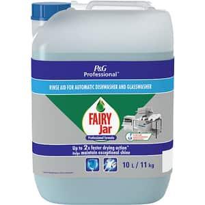 Solutie de clatire concentrata pentru masina de spalat vase FAIRY Professional, 10 l