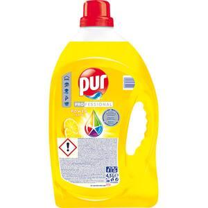 Detergent de vase PUR Power Lemon, 4.5L