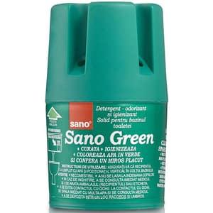 Odorizant toaleta SANO Green, 150 g