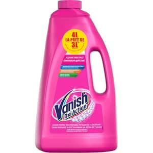 Solutie pentru curatat pete VANISH, 4 l