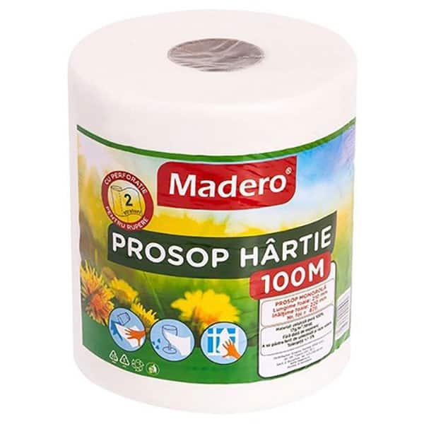 Prosoape de hartie MADERO 11998M, 2 starturi, 1 rola