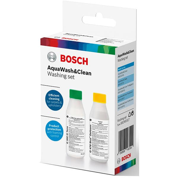 Kit BOSCH BBZWDSET: 1 detergent aspirator + 1 neutralizator spuma