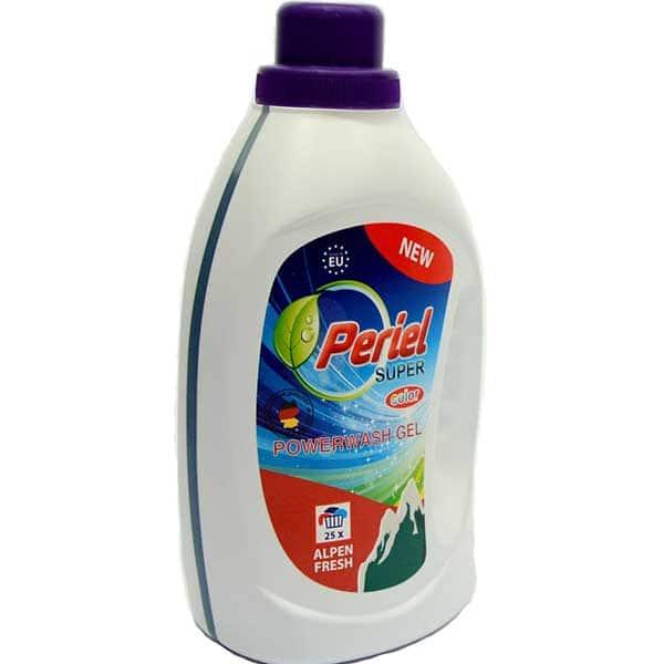 Detergent lichid PERIEL PERSC15 Color, 1.5l, 25 spalari
