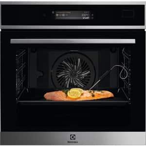 Cuptor incorporabil ELECTROLUX EOB9S31WX, electric, 70l, A++, negru