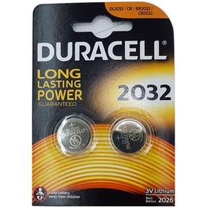 Baterii DURACELL Litiu CR2032, 2 bucati
