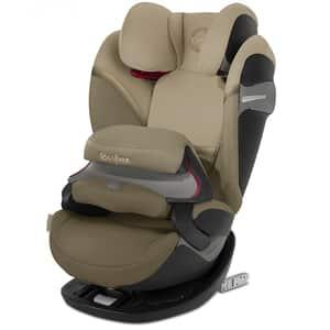 Scaun auto CYBEX Pallas S-Fix 520002527, Isofix, 9-36 kg, bej