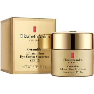Crema contur pentru ochi ELIZABETH ARDEN Ceramide Lift&Firm, SPF 15, 15ml