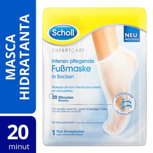 Masca hidratanta pentru picioare SCHOLL Fussmaske