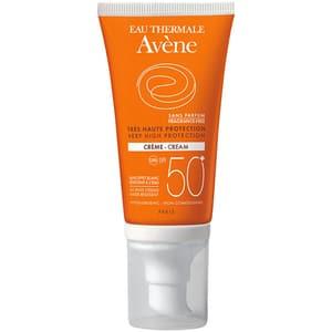 Crema protectie solara AVENE, SPF 50, 50ml