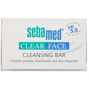 Calup dermatologic SEBAMED Clear Face, 100g