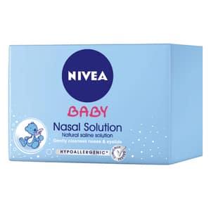 Solutine nazala NIVEA Baby 86204, 24 buc x 5 ml