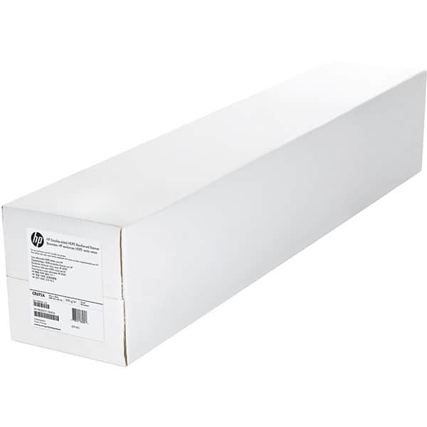 "Rola hartie plotter HP Double-sided HDPE Reinforced Banner CR692A, 42"", 45 m"