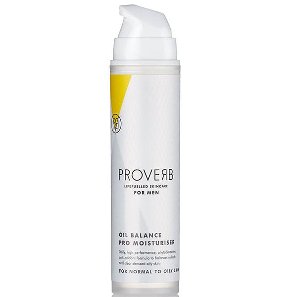 Crema de fata pro hidratanta pentru barbati PROVERB Oil balance, 50ml
