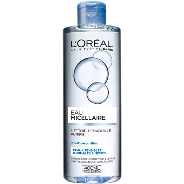 Apa Micelara pentru ten normal-mixt L'OREAL PARIS, 400ml