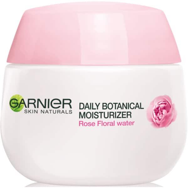Crema de zi cu Apa de Trandafir GARNIER Skin Naturals, 50ml