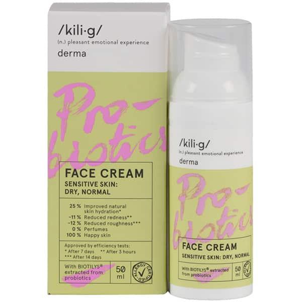 Crema de fata KILIG Derma Pro-biotics, 50ml