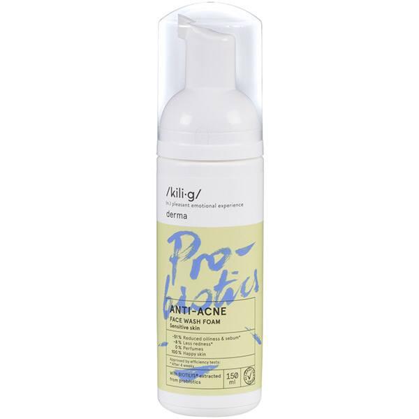 Spuma de curatare faciala KILIG Derma, 150ml