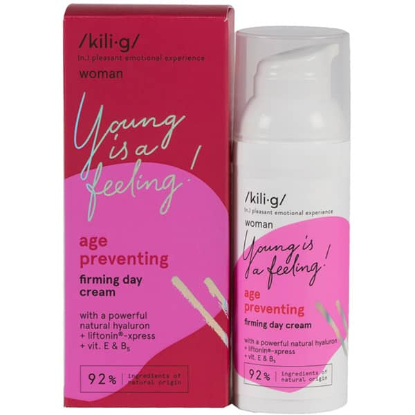 Crema de zi KILING Woman Young is a feeling!, 50ml