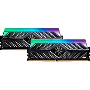 Memorie desktop ADATA XPG Spectrix D41 RGB, 2x16GB DDR4, 3000MHz, CL16, AX4U300016G16A-DT41