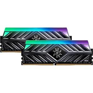 Memorie desktop ADATA XPG Spectrix D41 RGB, 2x8GB DDR4, 3000MHz, CL16, AX4U30008G16A-DT41