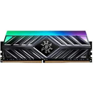 Memorie desktop ADATA XPG Spectrix D41 RGB, 8GB DDR4, 3000MHz, CL16, AX4U30008G16A-ST41