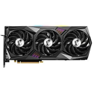 Placa video MSI NVIDIA GeForce RTX 3070 Ti GAMING X TRIO, 8GB GDDR6X, 256bit