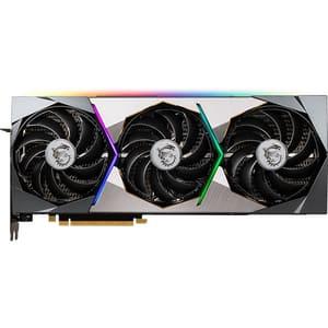 Placa video MSI NVIDIA GeForce RTX 3070 Ti SUPRIM X, 8GB GDDR6X, 256bit