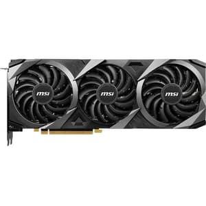Placa video MSI NVIDIA GeForce RTX 3080 Ti VENTUS 3X OC, 12GB GDDR6X, 384bit