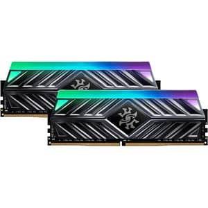 Memorie desktop ADATA XPG Spectrix D41 RGB, 2x16GB DDR4, 3200MHz, CL16, AX4U320016G16A-DT41